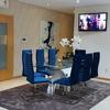 Instalação de ar-condicionado na sala e quartos
