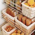 3. Cestas para manter os alimentos, em bom estado