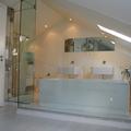 Casa de banho Master Suite: Vista geral