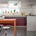 cozinhas com ladrilho