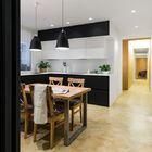 Colocar piso de resina numa divisão de 9m²: 400 €