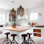 bancada de cozinhas
