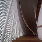 Casa M., Guarda - escadaria.