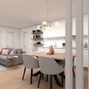 Remodelação de sala & cozinha