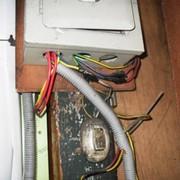 Fazer ligações fora das caixas elétricas