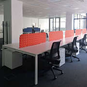 Ilhas de trabalho, zona laranja