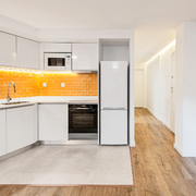 Kitchenette + Corredor