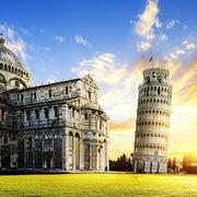 Porque é que a Torre de Pisa ainda está de pé, apesar dos terremotos?
