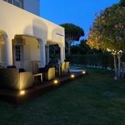 Projeto De Iluminação Para Piscina e Exterior