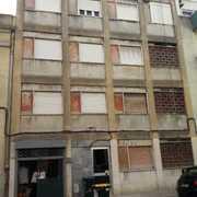 Remodelação de fachada de prédio