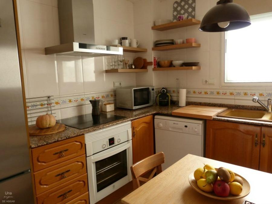 modernização de cozinha