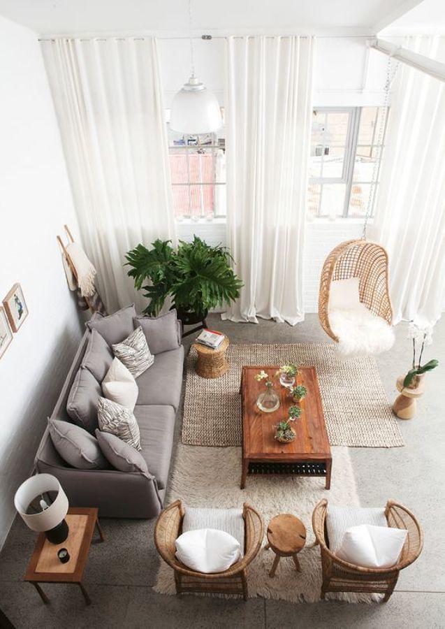 6. Complete os móveis da sua sala de estar