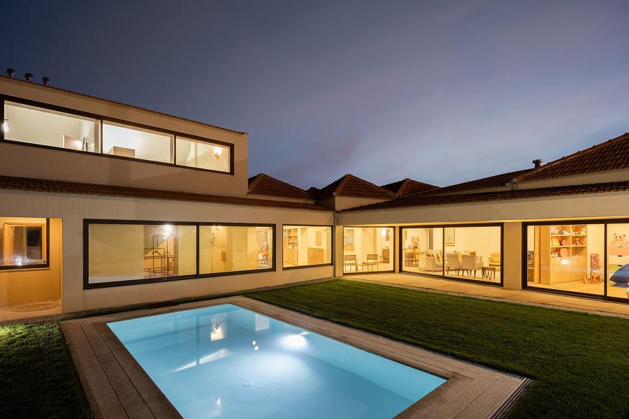 A Casa do Campo Lindo / House in Campo Lindo