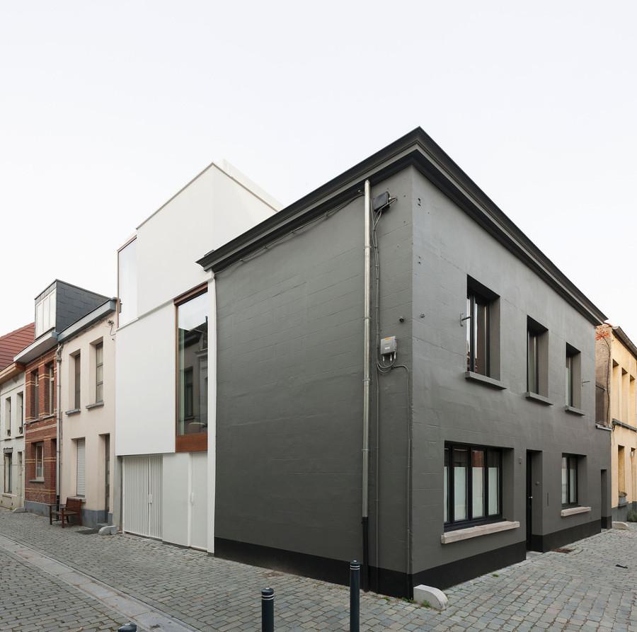 Adicionar a casa do vizinho
