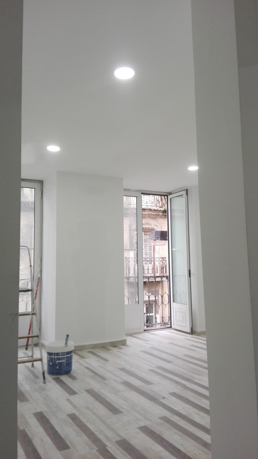 Apartamento completamente restaurado