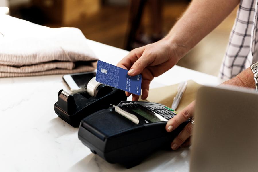 aplicativo Wono para pagamento