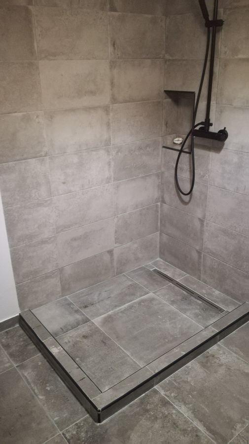 Base de duche