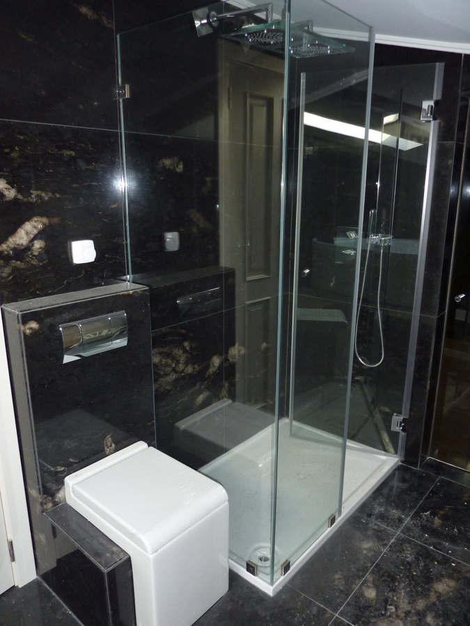 base duche marmore