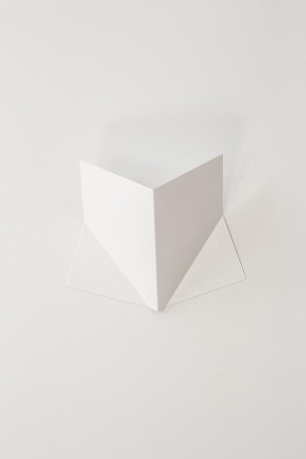 Candeeiro Origami