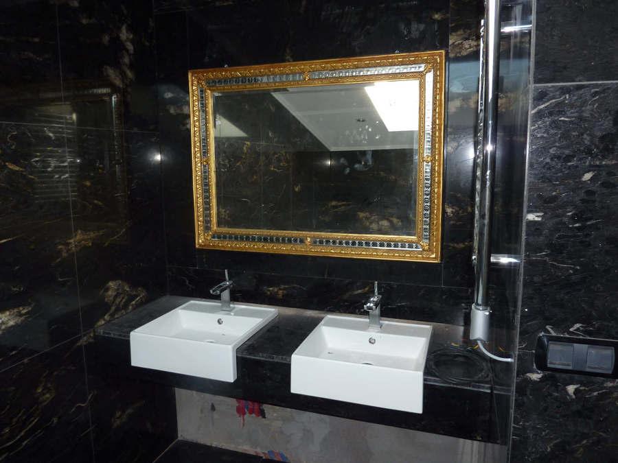 casa de banho marmore