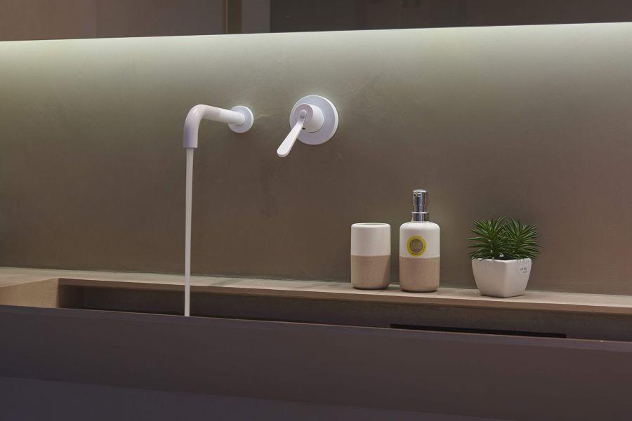 casa de banho microcimento