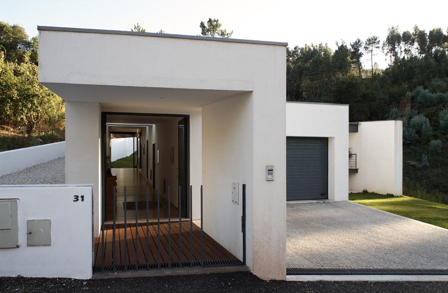 Casa em Almalaguês, Coimbra - entrada