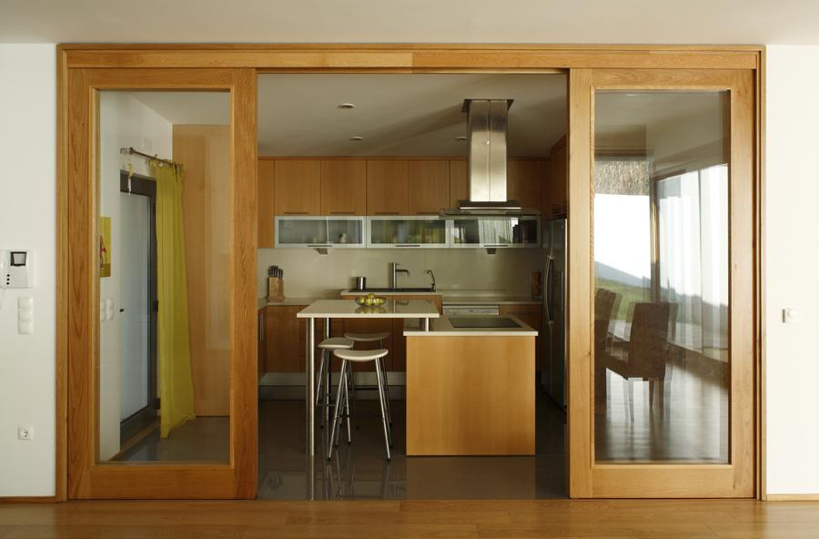 Casa em Almalaguês - cozinha