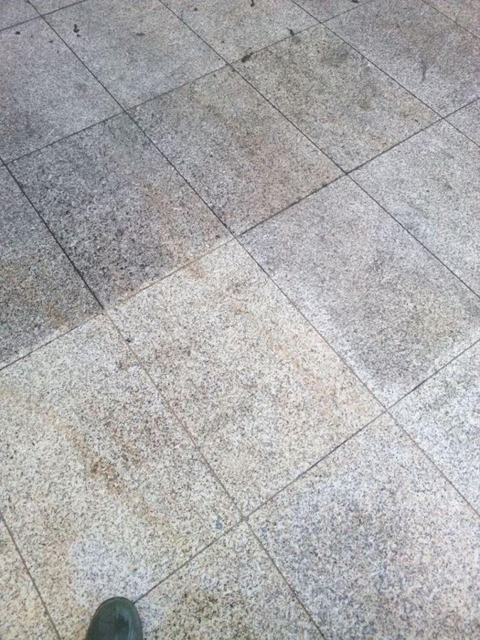 Chão em granito