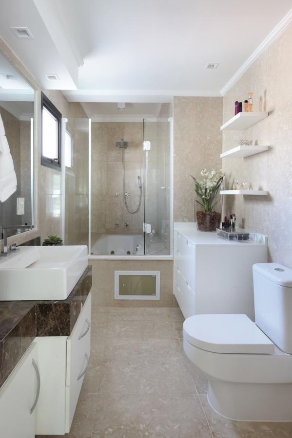 Colocar piso de mármore numa divisão de 9m2: 540€