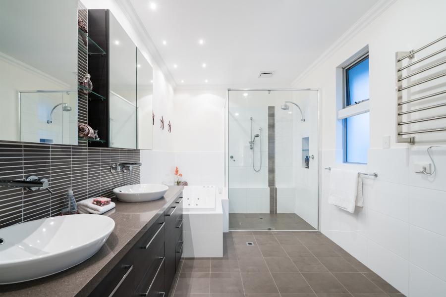 conforto na casa de banho