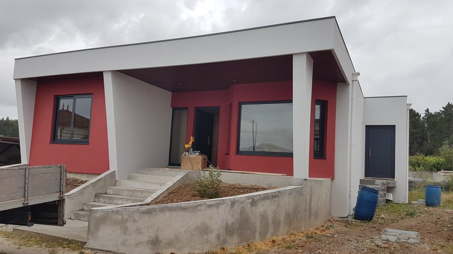 Construção Casa Pré-fabricada