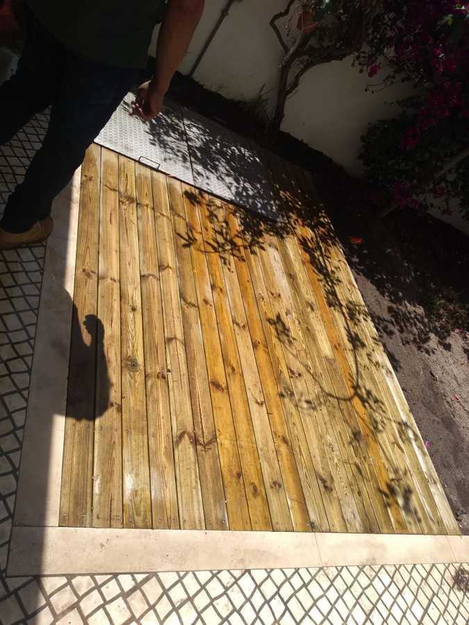 Construçao do deck