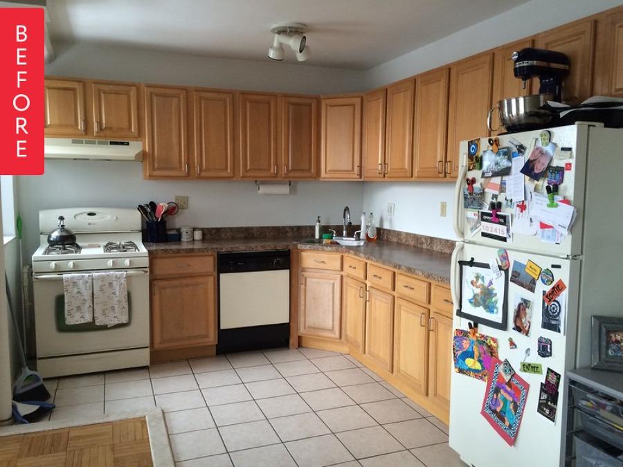 Antes e depois de 5 cozinhas renovadas ideias decora o interiores - Renovar cocina vieja ...