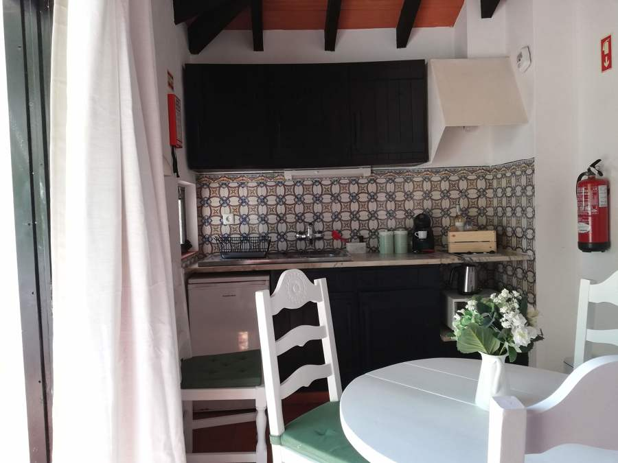 Cozinha e Zona de refeição