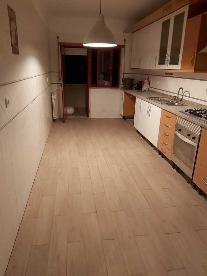 Cozinha, final