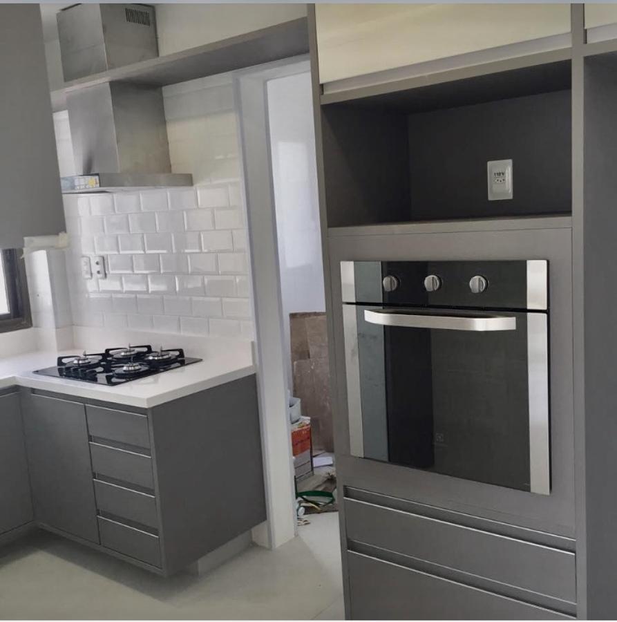 Cozinha remodelada!