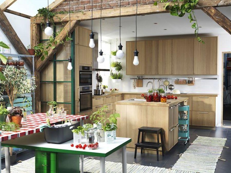 cozinha tropical