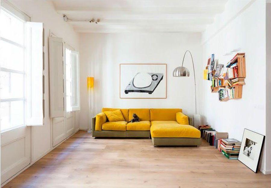 decor casa alugada