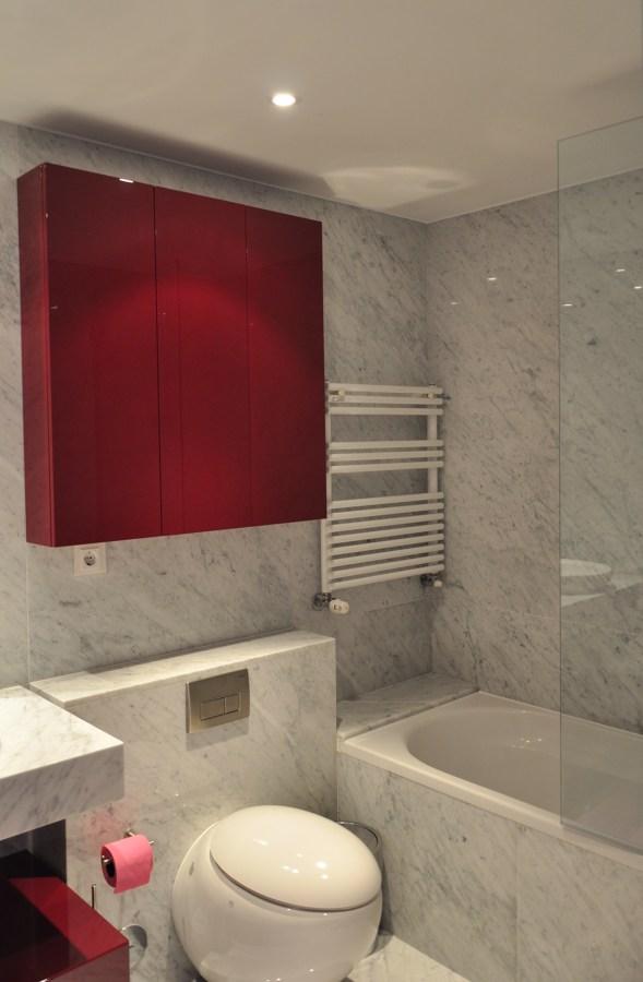 Design  de interior da casa de banho