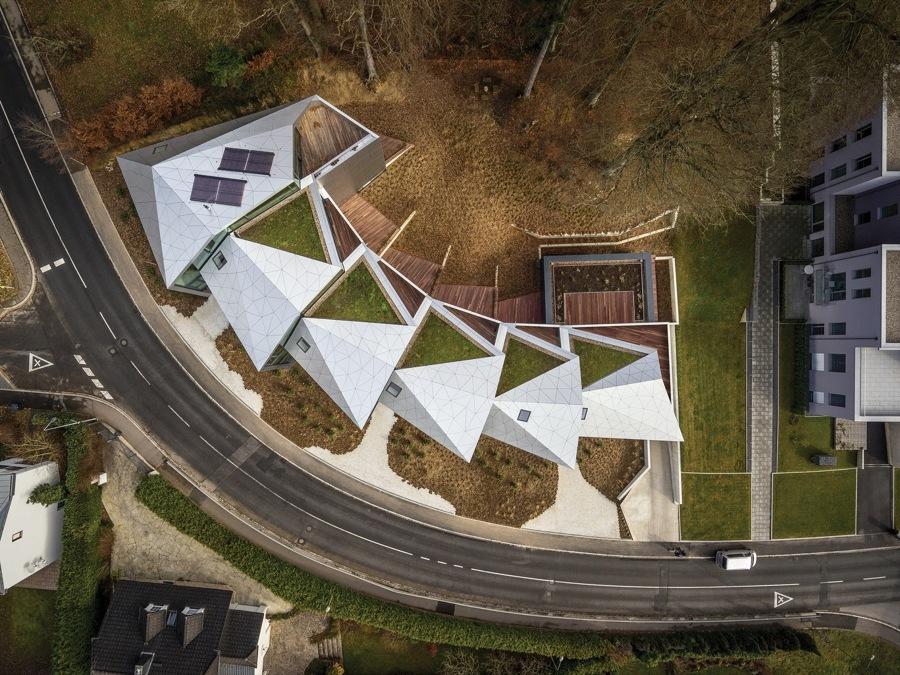 Edifício residencial com 15 unidades