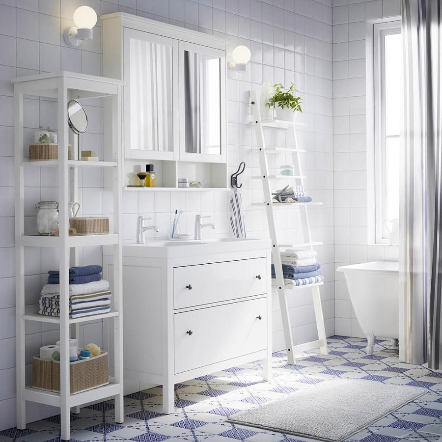 Encontre tudo na casa de banho