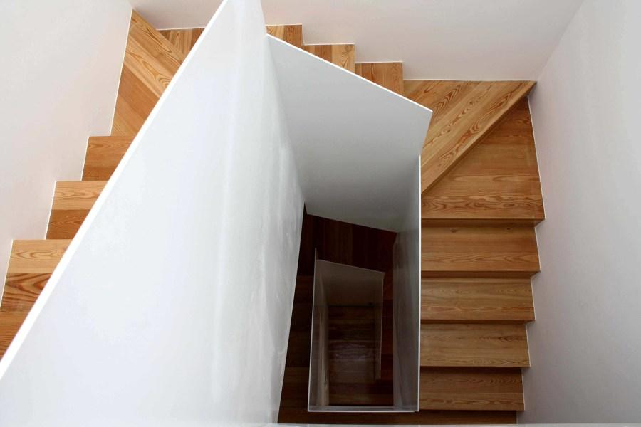 Escadas - Vista geral