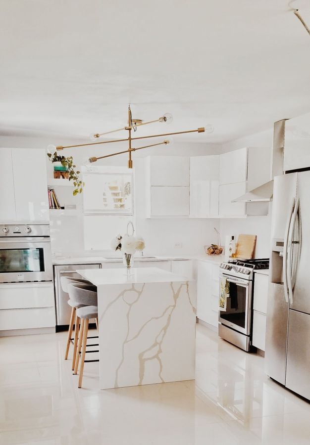 escolher móveis da cozinha