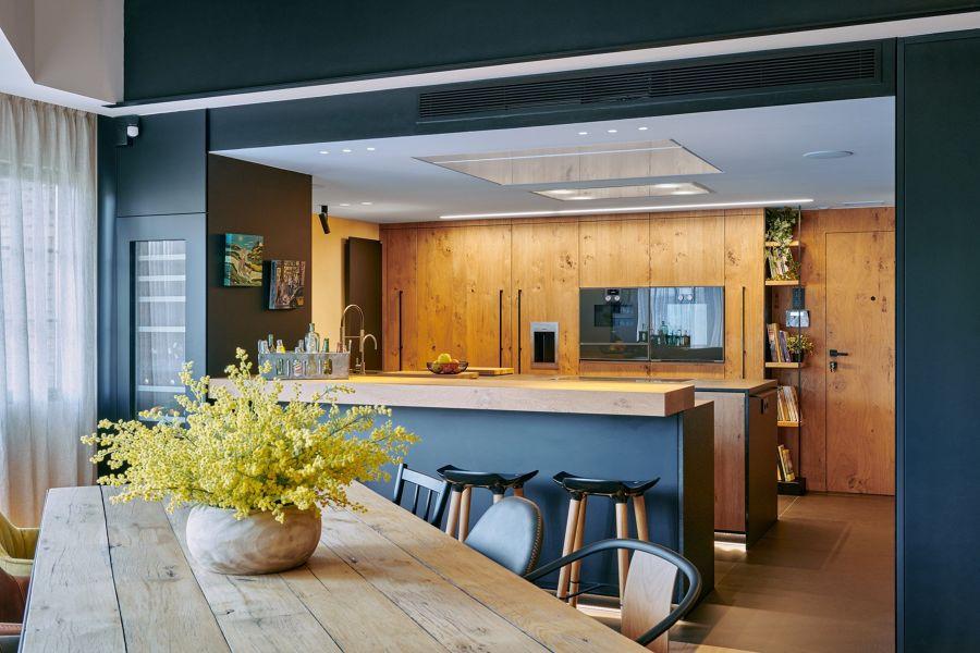 escolher os móveis da cozinha