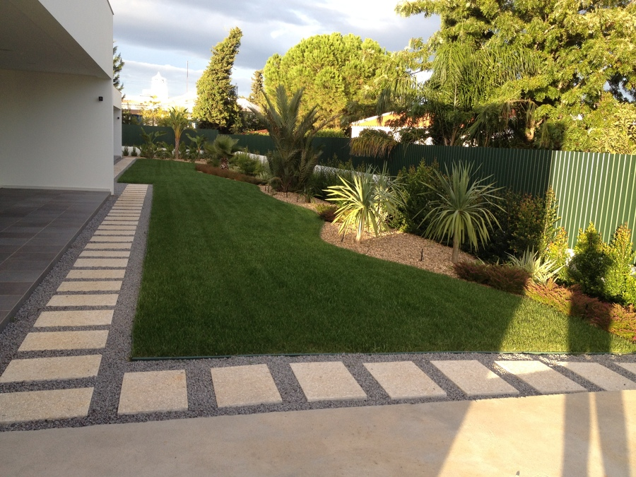 Exterior - jardim
