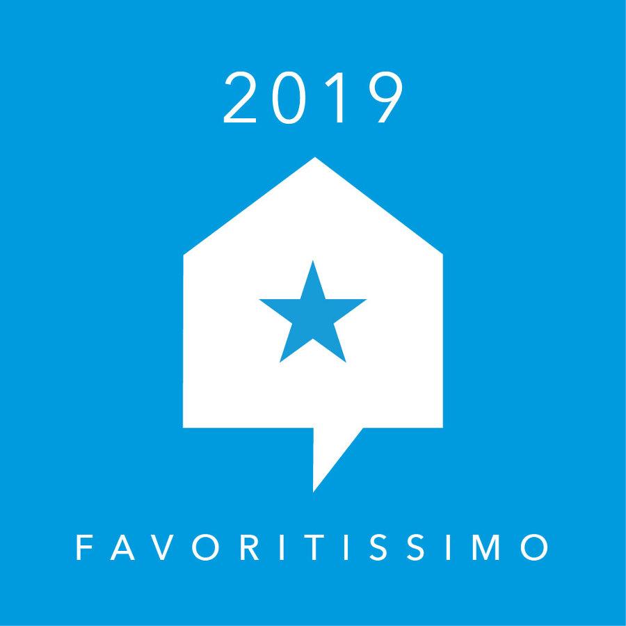 favoritissimo 2019