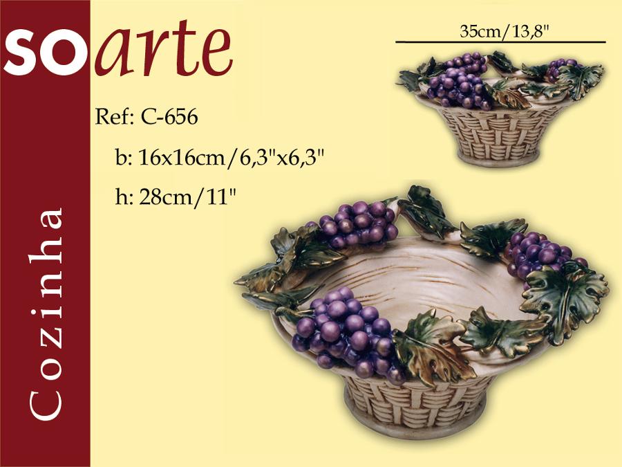 Fruteira uvas