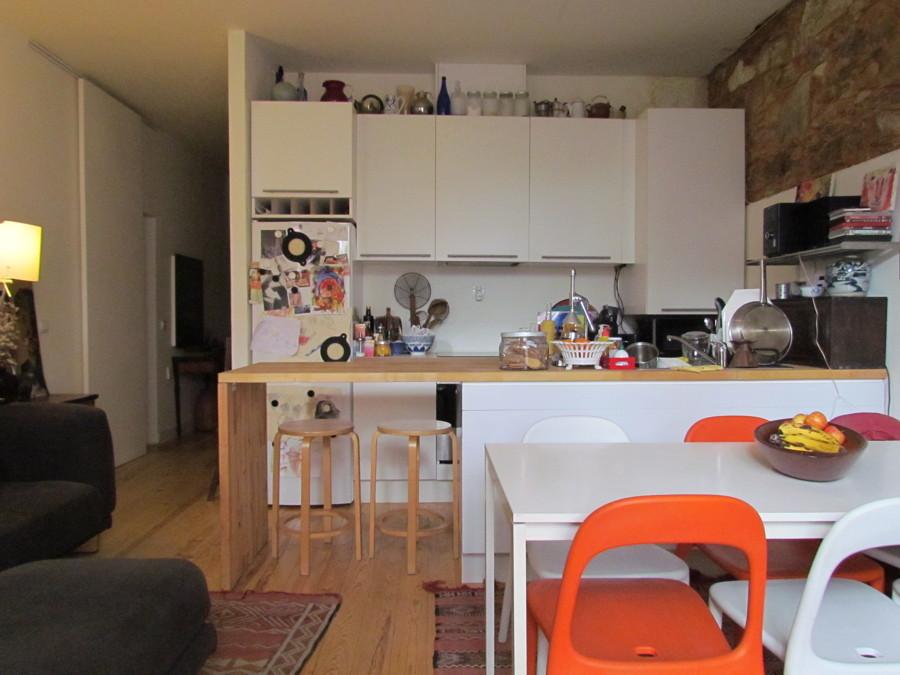 Foto Geral Cozinha e Sala de Cor 15 a #3624  Habitissimo