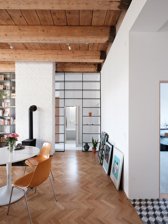 decoração e casa organizada