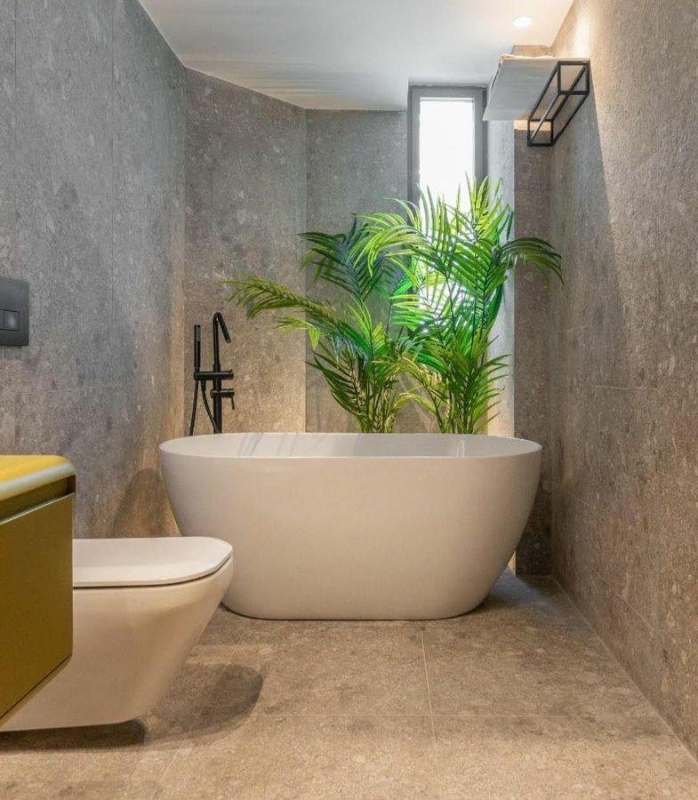 Iluminação da casa de banho
